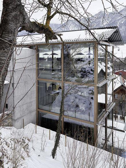Acoustics References Annette Douglas Textiles Atelier House Zumthor